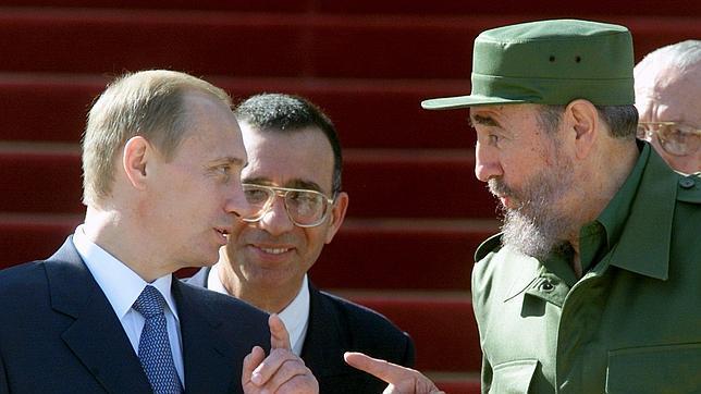 Putin visita Cuba después de perdonarle la deuda con la desaparecida URSS