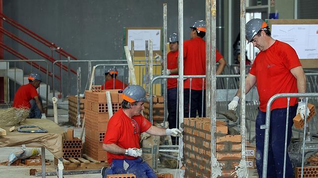 Aumenta la actividad en la construcción, ¿se está recuperando el sector?