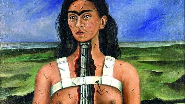 Frida Kahlo, estampas de un icono