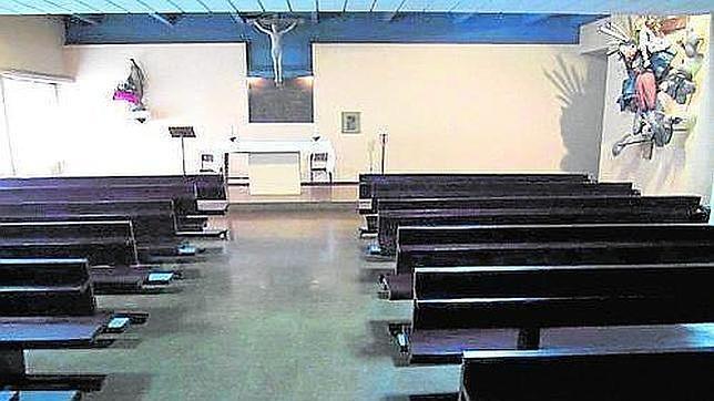La Complutense cierra la capilla de Geografía e Historia