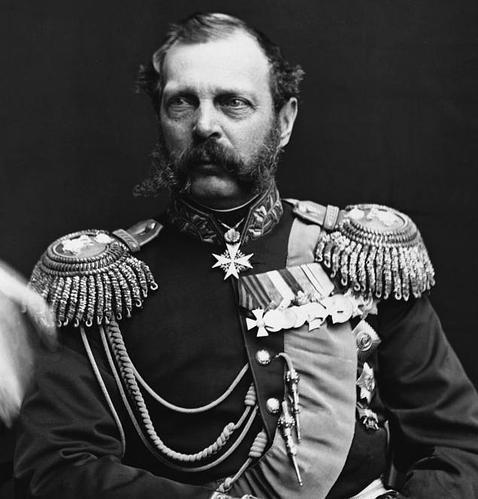 Alejandro II y la ensaladilla