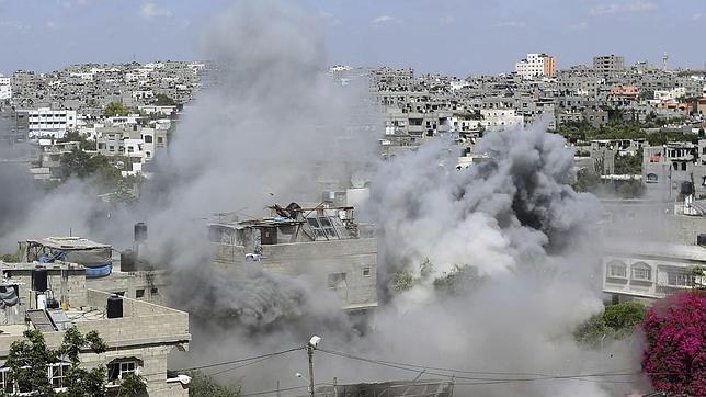Egipto propone un plan para un alto el fuego entre Hamás e Israel
