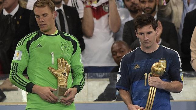 La culpa no es de Messi Tadinga