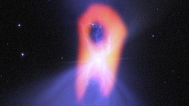Los objetos más fríos del Universo no tienen dónde esconderse