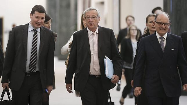 El conservador luxemburgués Juncker será elegido como presidente de la Comisión Europea