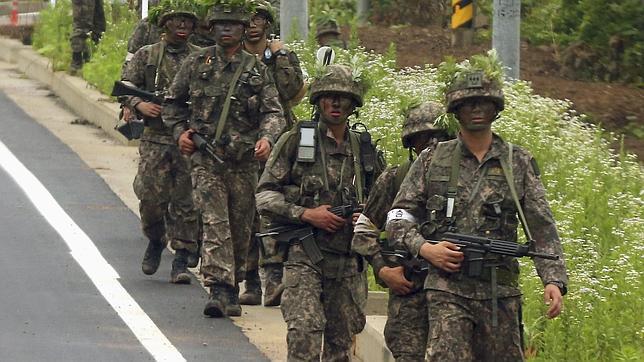 Un soldado surcoreano asesinó a sus compañeros porque le llamaban «Bob Esponja»