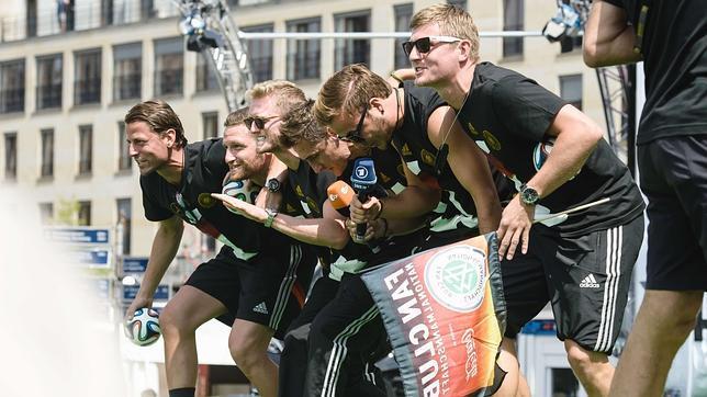 Alemania pide perdón a Argentina por bailar la «danza del gaucho»