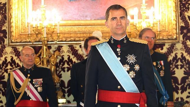 El único jefe del Cuarto Militar que ha servido a dos Reyes
