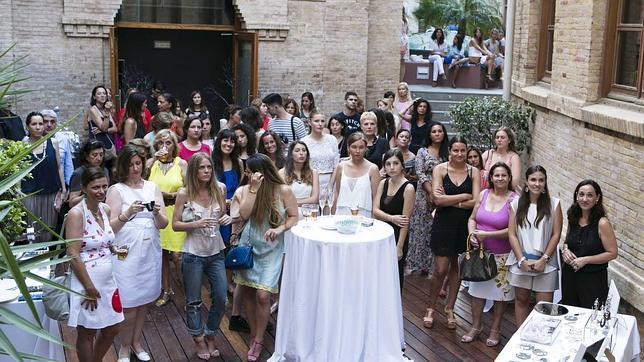 El balneario la alameda celebra una beauty party para 100 - Balneario la alameda valencia ...