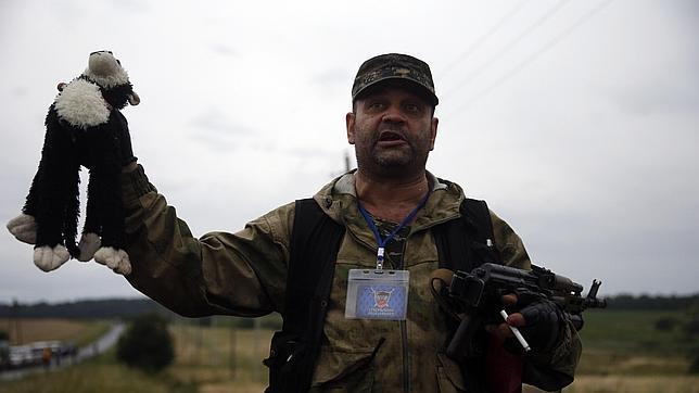 Occidente señala a Rusia por el derribo del avión en Ucrania