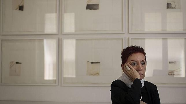 Concha Jerez en el MUSAC: «Informarse bien es todo un ejercicio de responsabilidad»