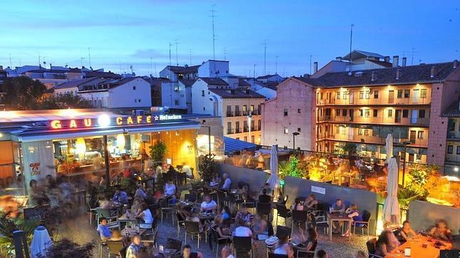 Sus dos ambientes convierten esta terraza en una de las favoritas para los madrileños