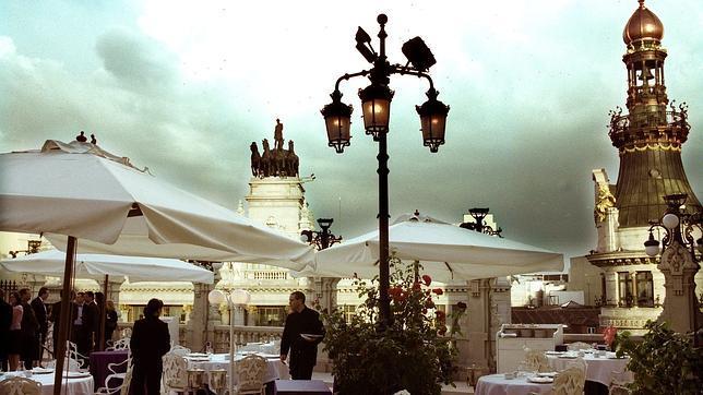Un lugar emblemátic con una decoración romántica