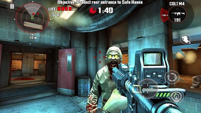 Los mejores juegos apocalípticos para «smartphones»