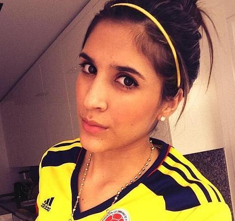 Así es Daniela Ospina, la mujer de James Rodríguez