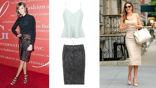 851650542 Cinco estilos de faldas y cómo combinarlos