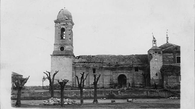 Los diez lugares de la Guerra Civil en Madrid