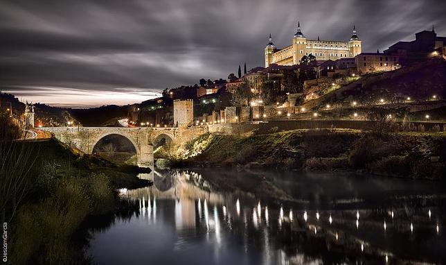 Una imagen de Toledo, Medalla de Plata de la FIAP