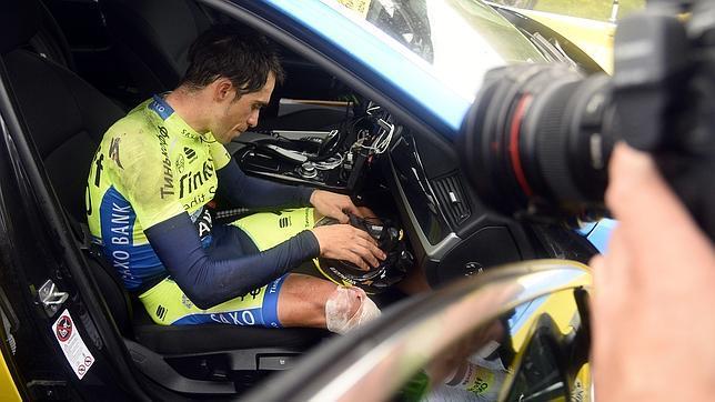 Contador no estará en la Vuelta a España