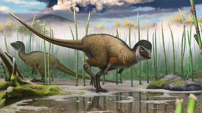 El Kulindadromeus zabaikalicus