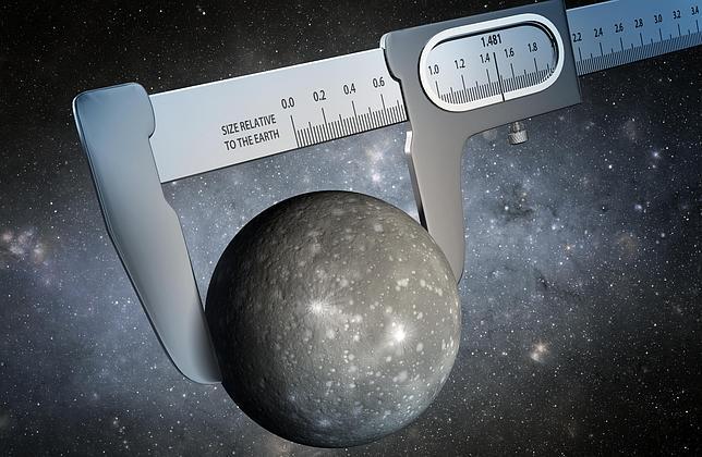 Los científicos han obtenido la mejor medida hasta el momento de un mundo fuera del Sistema Solar