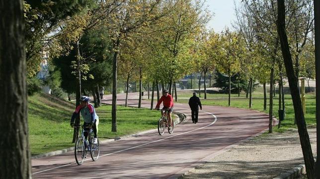 Las seis rutas verdes de la comunidad de madrid - Anillo verde ciclista madrid mapa ...