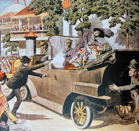 Así fueron los enredos políticos que provocaron la I Guerra Mundial