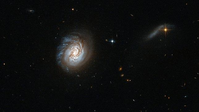 Confirman que Andrómeda es el doble de grande que nuestra galaxia