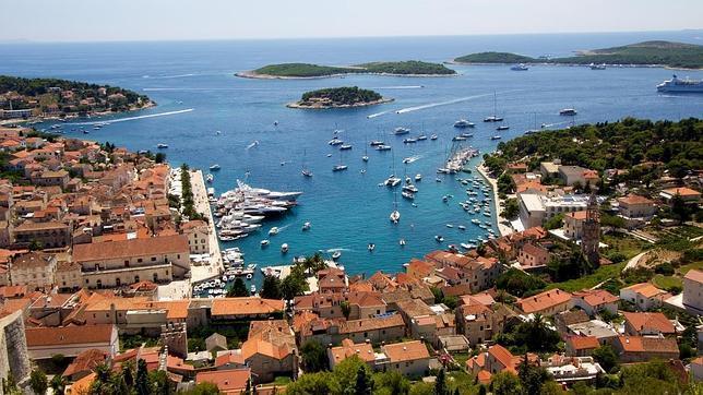 Hvar, la isla cool de Croacia