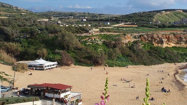 Munchies, terraza de referencia en esta playa