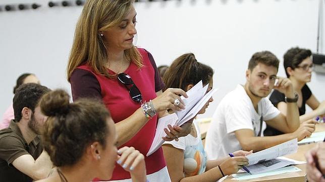 La universidades públicas pierden más de 45.000 alumnos en los dos últimos cursos