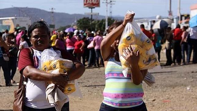 Cada vez son más los productos que escasean ante la crisis alimentaria