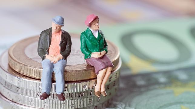 La pensión media de viudedad alcanzó en julio los 624,33 euros mensuales, según Empleo