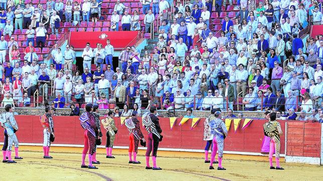 La plaza de toros de Córdoba se queda sin empresa