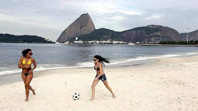 El Gasto De Los Turistas Extranjeros En Brasil Aumenta Un  Por El Mundial