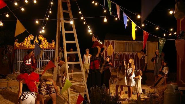 El rodaje secreto de Auryn en Alicante