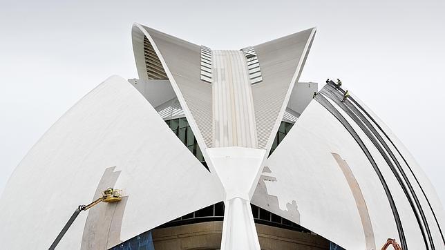 La Generalitat decide hoy sobre la nueva propuesta de Calatrava