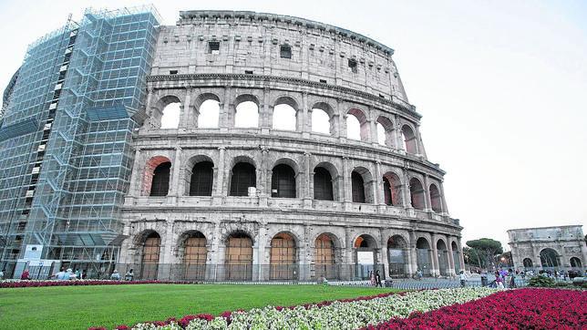El verdadero color del Coliseo