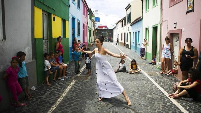 Una de los proyectos de danza contemporánea de la IV edición de Walk&Talk