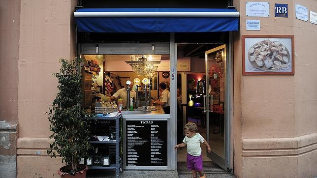 Recetas de toda la vida en este restaurante gallego del barrio del Poblesec