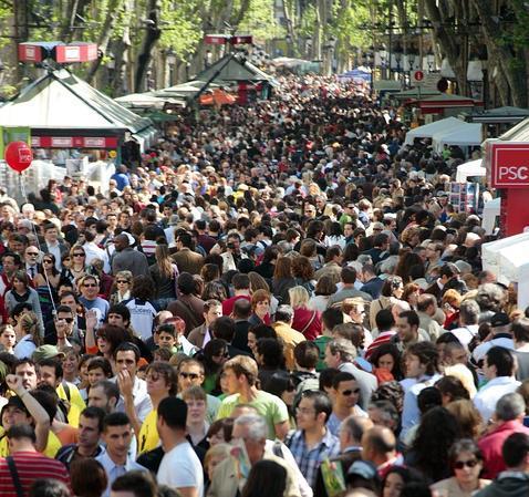 Barcelona quiere culturizar la rambla - Casa del libro barcelona rambla catalunya ...