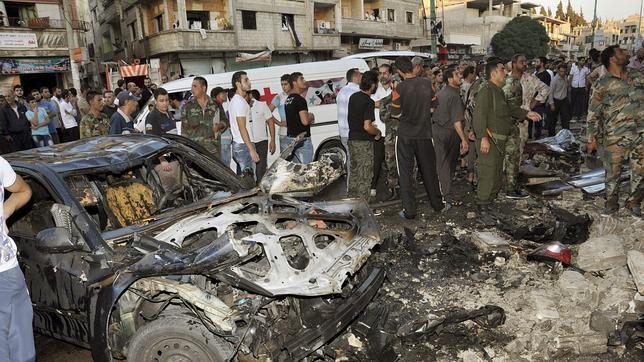 50 yihadistas muertos en Siria en enfrentamientos con fuerzas de Al Asad