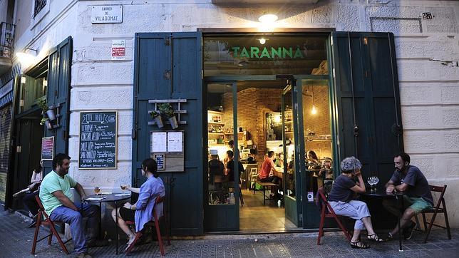 El restaurante Tarannà se suma a la oleada de bares abiertos junto al Mercat de Sant Antoni