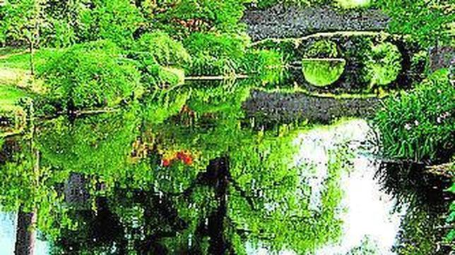La gran belleza italiana for El jardin romantico