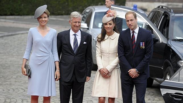 La Duquesa de Cambridge estrena un look de 1.700 euros