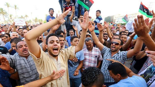 Caos y violencia en Libia, el último fracaso de la Primavera Árabe
