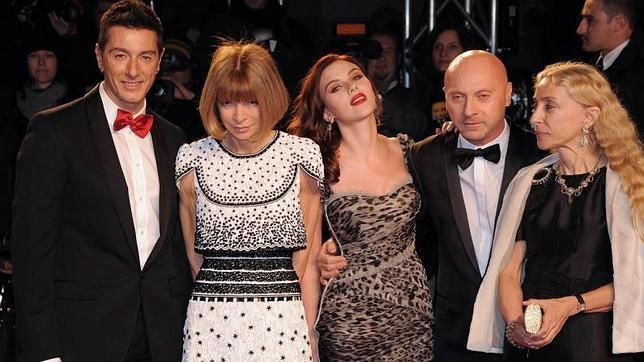 ddd469a796 Dolce   Gabbana amenaza a Anna Wintour para evitar la publicación de un  artículo
