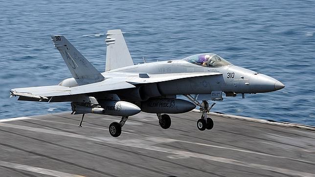Estados Unidos comienza su ataque contra los rebeldes yihadistas de Irak