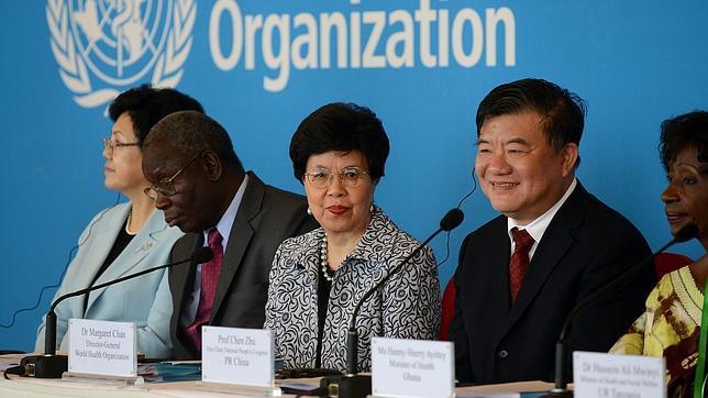 La OMS declara una situación de emergencia internacional en África occidental