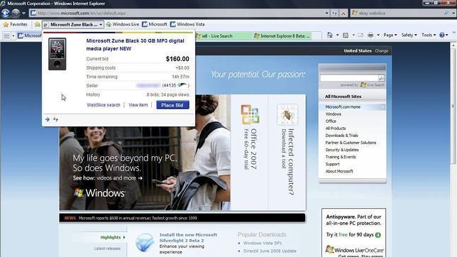Microsoft dejará de dar soporte a versiones antiguas de Internet Explorer